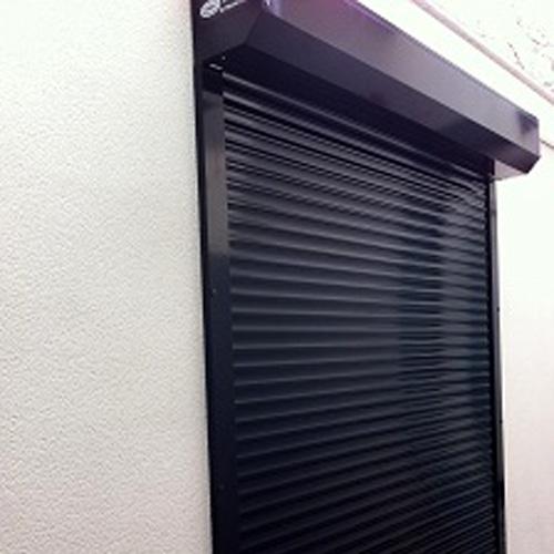 Swift Security Products Ltd Aluminium Roller Shutter