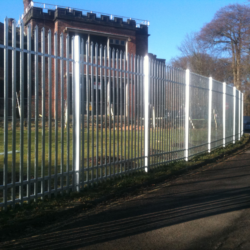Swift Security Products Ltd Palisade Fencing