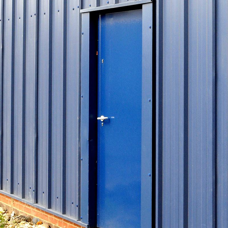 Swift Security Products Ltd Steel Security Doors