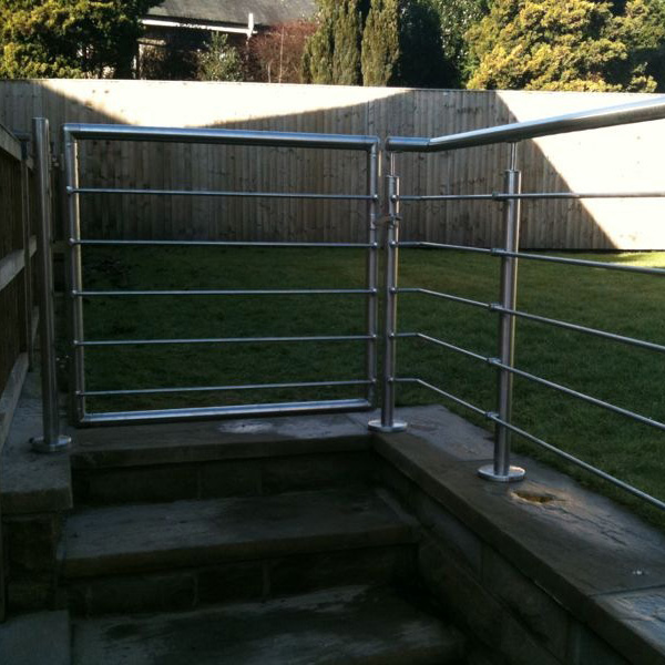 Swift Security Products Ltd Handrails