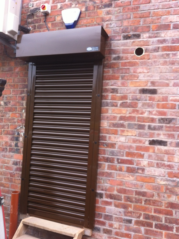 Personnel Roller Shutter Rochdale Oldham Bury Bolton