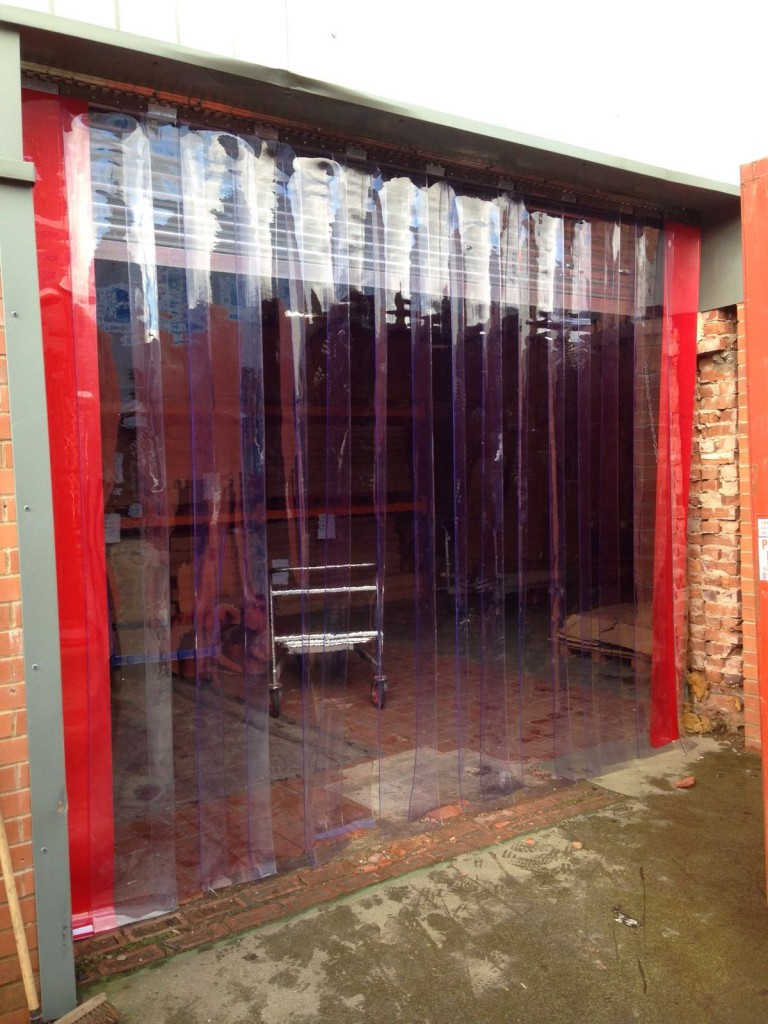 Pvc Strip Curtains Shaw Rochdale Oldham Bury Bolton Bacup Salford Manchester North