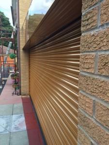 Steel Roller Garage Door