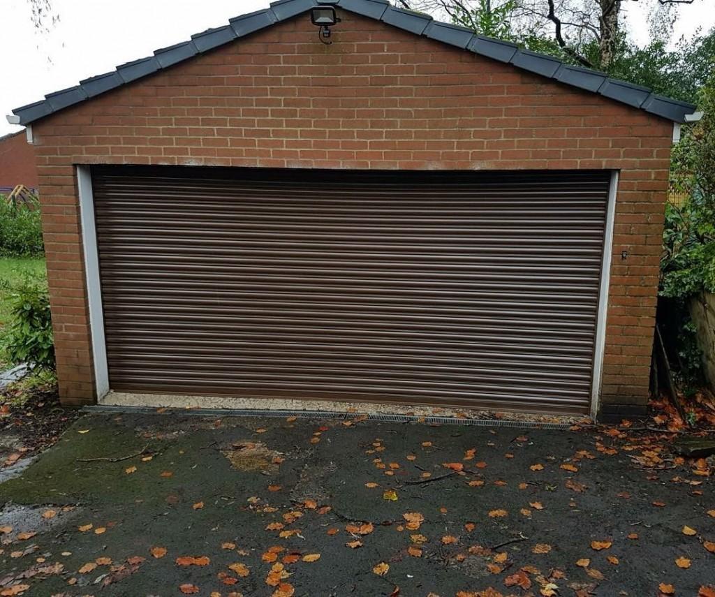 Steel Roller Garage Door Rochdale Rochdale Oldham Bury Bolton